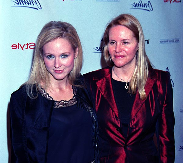 Image of Caption: Lenedra Carroll with her daughter Jewel