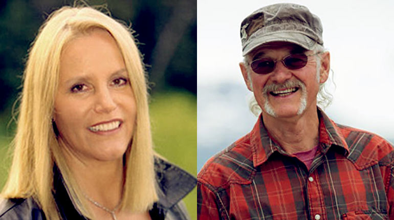 Image of Atz Kilcher's First Wife Lenedra Carroll Biography and 7 Facts.