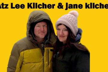 Image of Atz Lee Kilcher Net Worth. Meet his Wife Jane Kilcher and Their Children.