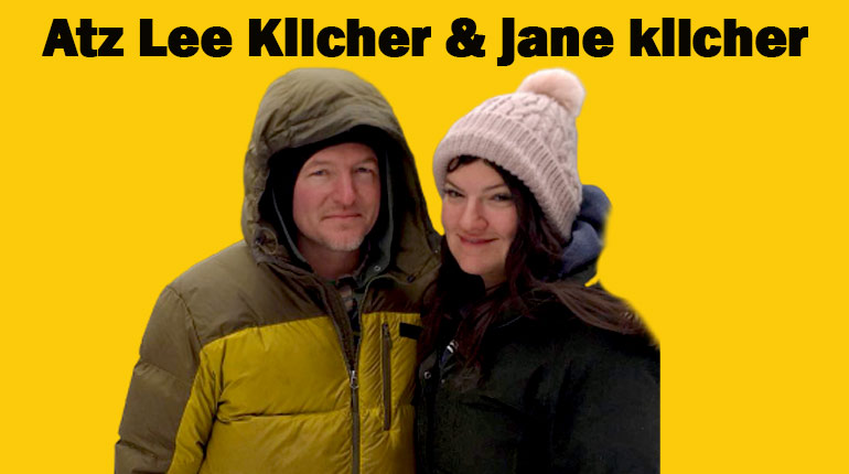 Image of Atz Lee Kilcher Net Worth. Meet his Wife Jane Kilcher and Their Children.