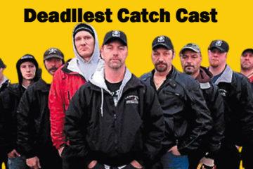 Image of Deadliest Catch Cast, Salary 2020.