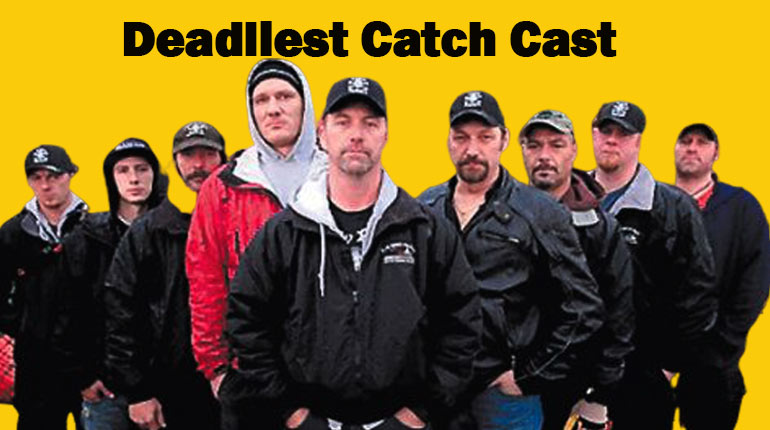 Image of Deadliest Catch Cast, Salary 2020.