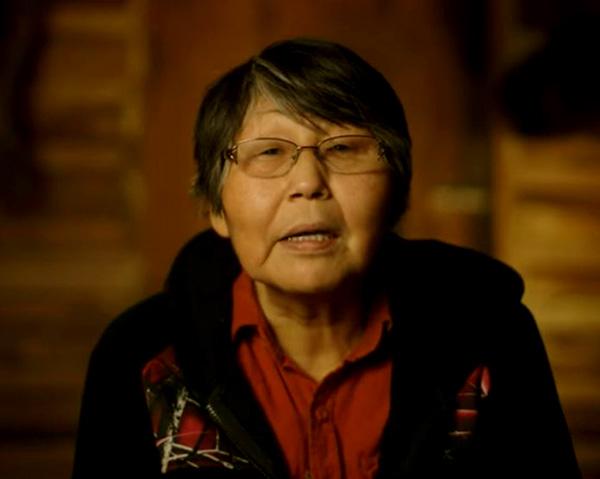 Image of The Last Alaskans cast Edna Korth