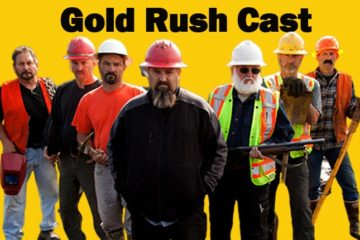 Image of Gold Rush Cast 2020, Salaries, Season 11.