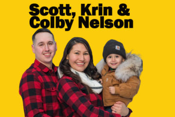 Image of Scott and Krin Nelson Wiki Biography.