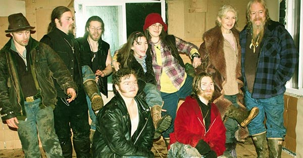 Image of Alaskan Bush People family