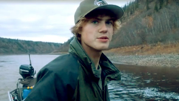 Image of Charlie Jagow from the TV show, The last Alaskan