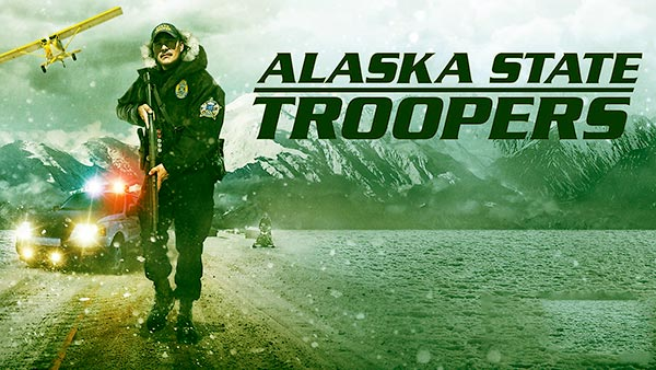 Image of Alaska State Troopers show