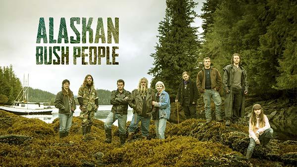 Image of Alaskan Bush People Show