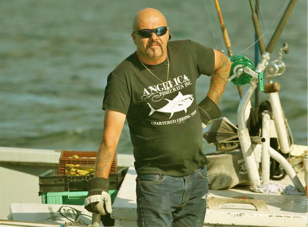 Image of Wicked Tuna Outer Banks cast Dave Marciano net worth
