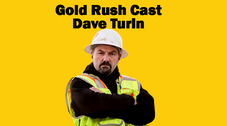 Image of Gold Rush Dave Turin net worth, wife and facts you should know