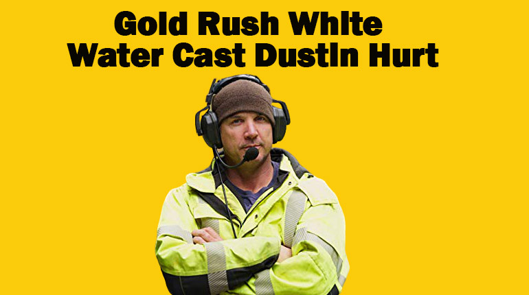 Image of Dustin Hurt's Net Worth, Wife, Age, and Wiki bio.
