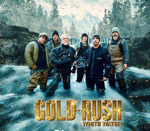Image of Goldrush White Water show