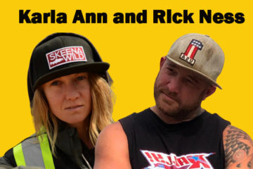 Image of Karla Ann and Rick Ness relationship: Dating or