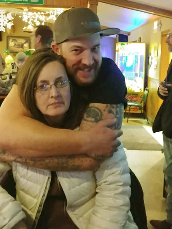 Image of Rick Ness mother Judy died due to cancer