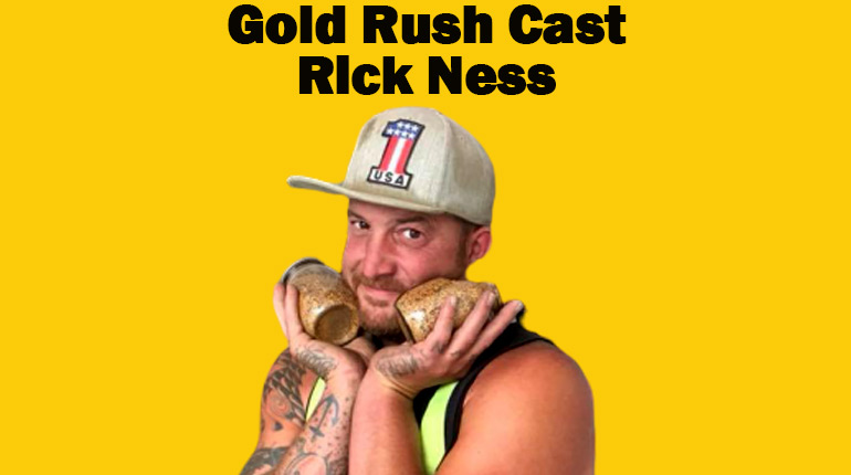 Image of Rick Ness Net worth, Girlfriend, Facts.