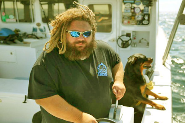 Image of Wicked Tuna Outer Banks cast Timothy James Ott net worth