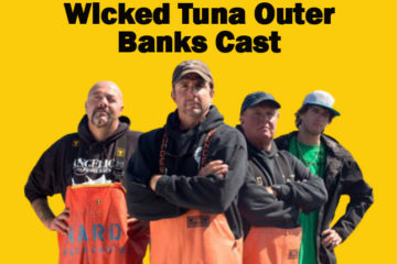 Image of Wicked Tuna Outer Banks 2020 Cast
