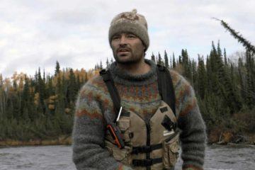Photo of Life Below Zero's cast, Michael Manzo.