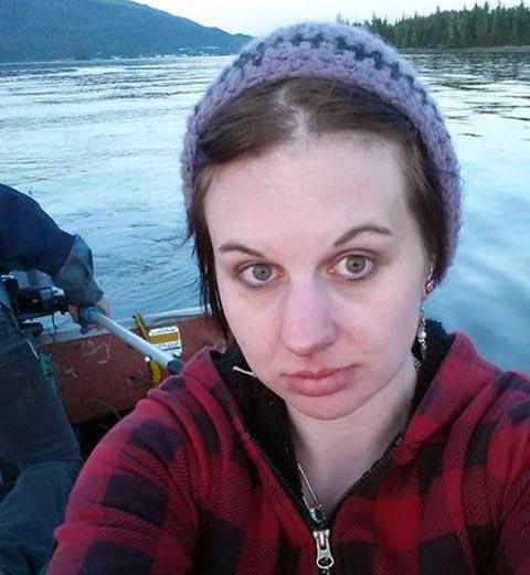 Photo of Matt Brown ex-girlfriend, Heather Bagayas.